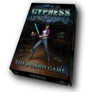 Cypress Legacy The Board Game