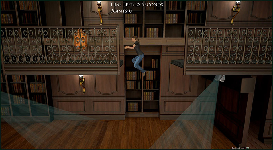 The Library Screenshot